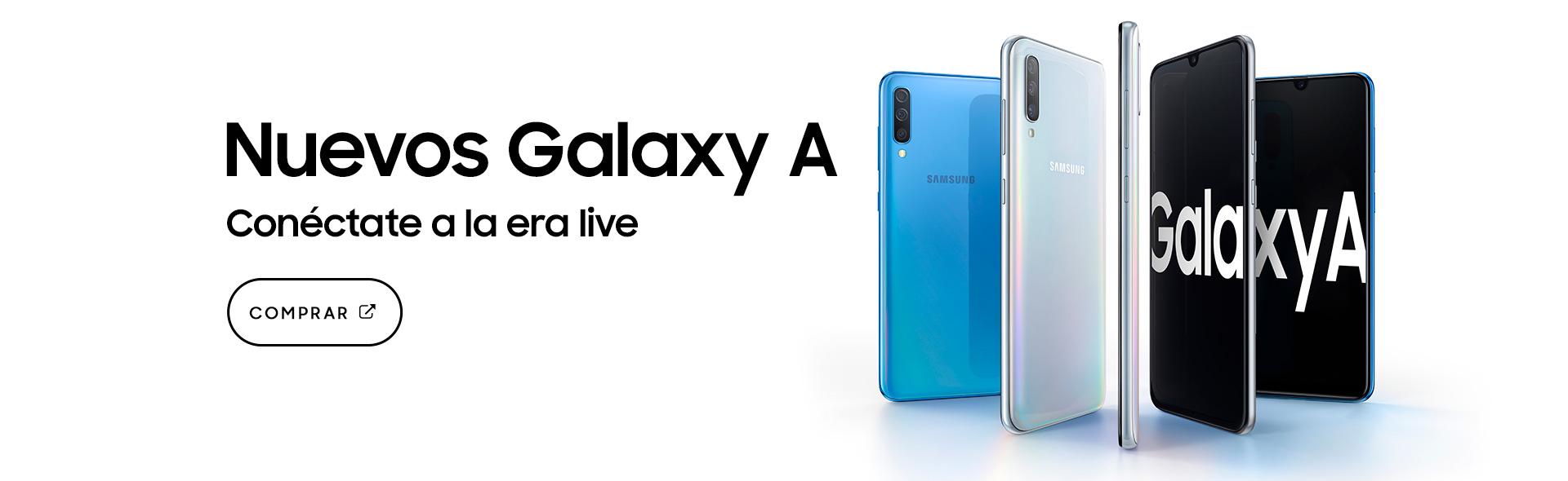 Nuevos Galaxy A