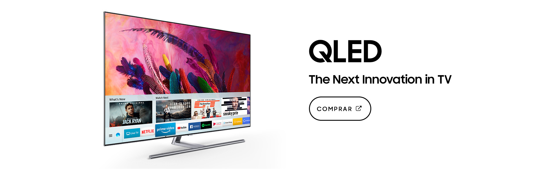 Televisores QLED